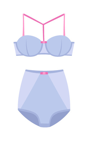 string bikini: Female panties types control briefs vector icons. Woman underwear fashion styles control briefs collection. Underclothes control briefs design elements classic briefs, bikini, string, tanga, thong.