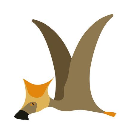 pterodactyl: Funny cute pterodactyl dinosaur educational game characters for kids. Prehistoric flying reptile pterodactyl dinosaur vector. Dangerous pterodactyl dinosaur jurassic extinct cartoon monster. Illustration