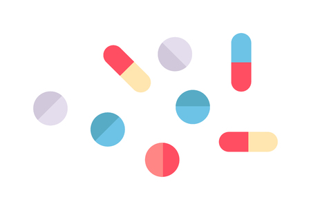 group therapy: Tablets pills medicine medical on white background. Tablet pills medical drug pharmacy care and tablet pills antibiotic pharmaceutical. Healthy vitamin tablet pills and prescription tablet pills.