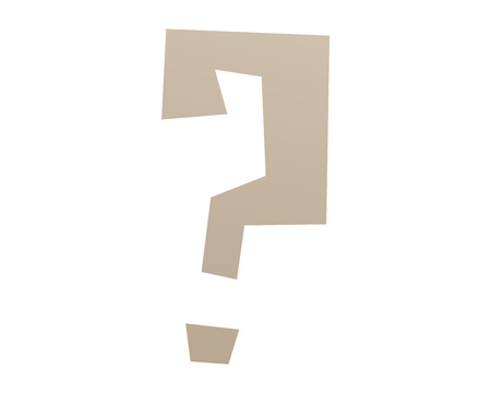 quest: Question mark sign isolated on white answer query graphic vector. Navigation quest support question sign icon problem. Ask help solution faq information question sign business confusion.