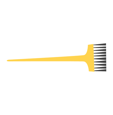 hair cutting: Cute hairdresser hair care icons isolated on white. Professional stylish hairdresser barber hair cutting tools. Client barber equipment icons isolated. Illustration