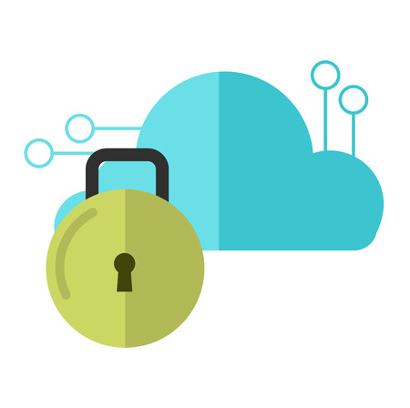 internet security: Internet security safety icon. Virus attack vector icon. Internet data protection security. Technology web network icon. IT security concept icons infographic design element. Cyber crime