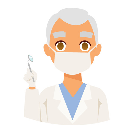 clinical staff: Doctor spetialist avatar face vector, doctor medical staff people. Medical doctor specialists concept in flat design people character. Doctor specialist uniform vector.