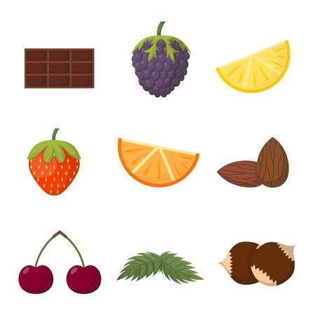 Fresh berries fruits. Mixed fruits berries big set and healthy eating, dieting berries, love fruits. Many fresh fruits berries.