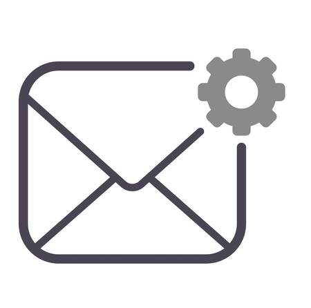 send: Envelope mail icon plane shopping and message icon for e-mail. Mail icon symbol message letter send. Web communication mail icon address business correspondence interface.