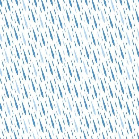 Seamless colorful rain drops pattern background vector. Seamless rain drop pattern stylish hipster background. Rain drops pattern design seamless graphic nature texture liquid backdrop. Ilustração Vetorial