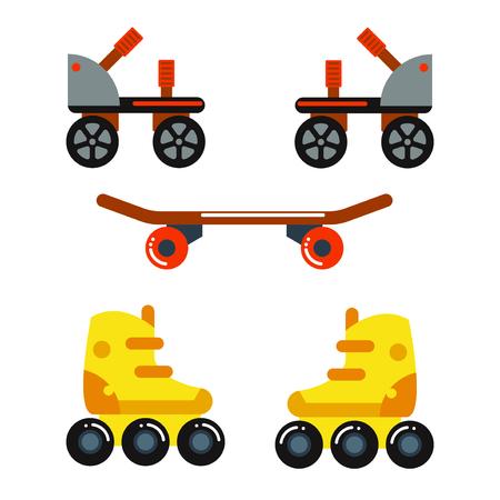 rulos: icono de rodillos de arranque aislado