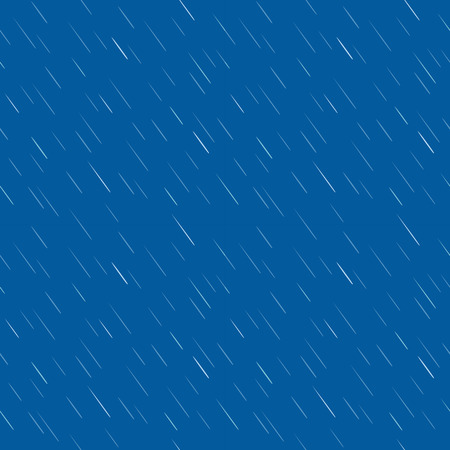 Rain drops seamless pattern vector