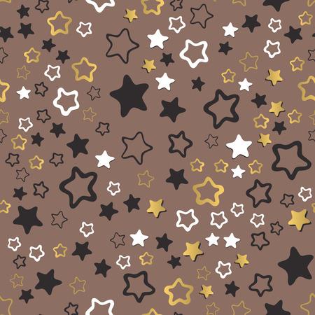 반짝 이는 별 패턴을 스타일