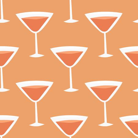 アルコール飲料のパターン