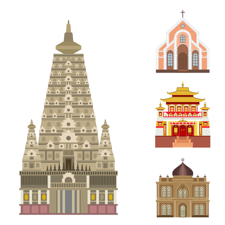 Cathedral church temple