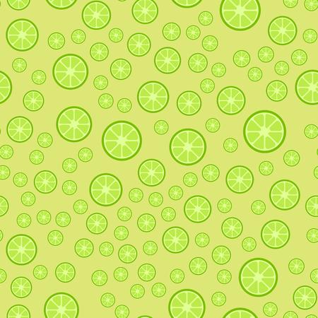 レモンフルーツ現実的なジューシーシームレスパターン。  イラスト・ベクター素材