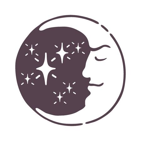 Maan pictogram.
