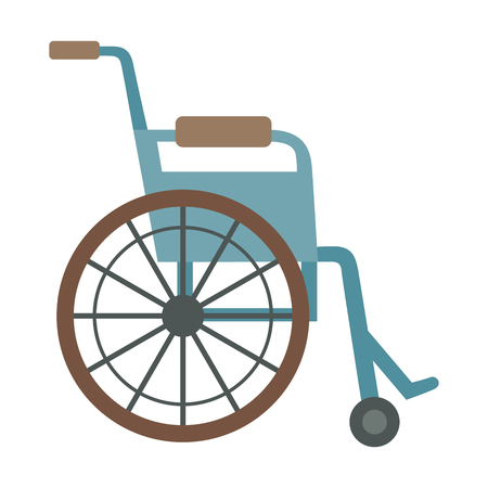 Wheelchair icon.