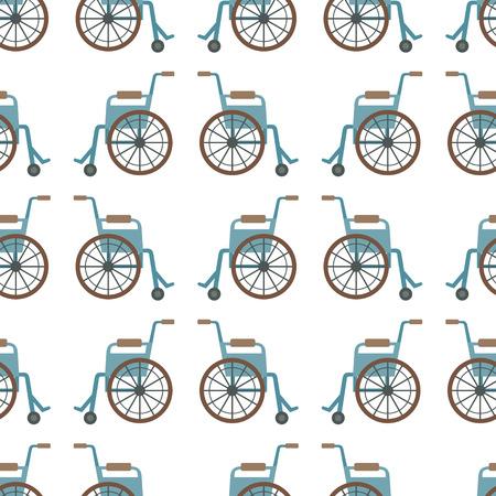 rolstoel vector