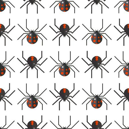 Spider patroon