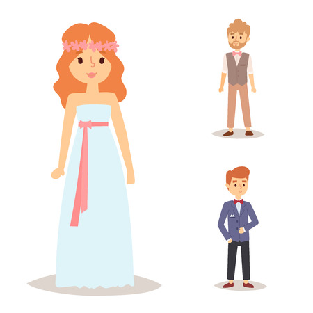 Bride and groom icon.