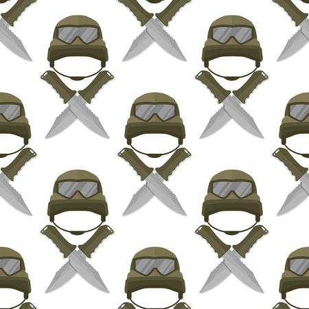 군사 현대 위장 헬멧 육군 보호 원활한 패턴입니다.