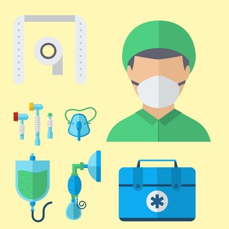 Ambulance medicine health emergency vector hospital urgent pharmacy medical support paramedic treatment illustration Illustration