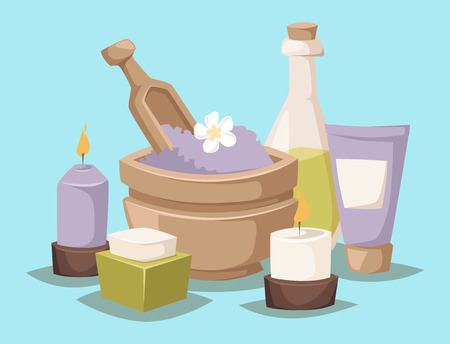 Spa beauty treatment icon