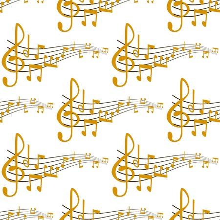 Musician symphony illustration