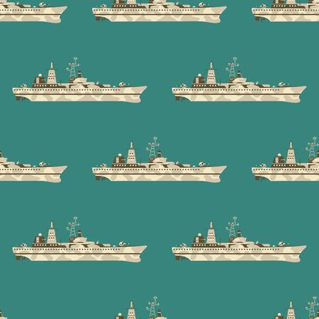 군사 전쟁 탱크 원활한 패턴 배경 벡터 일러스트 레이 션. 스톡 콘텐츠 - 96525943