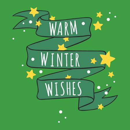 Christmas hand drawn tape badges style holiday season decoration vector logo illustration. 版權商用圖片 - 108361011