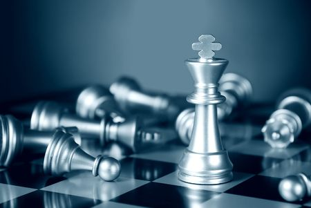 chess move: Chess combination. A full series in portfolio by word chess.