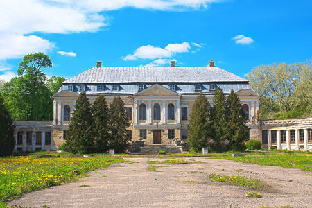 princely: Old Estate of Volovich family in Belarus