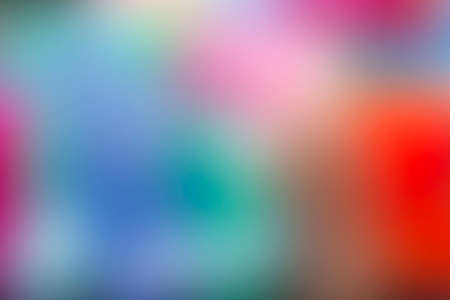 multicolored: Multicolored bright background with strong blur effect