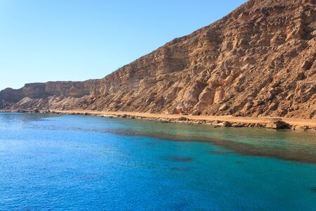 shores: Shores of the Red Sea in Egypt