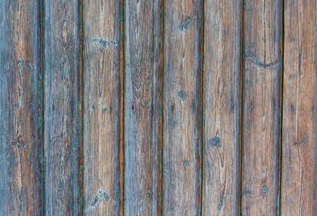 Rough scratched wooden brown texture close up