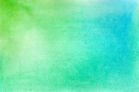 녹색과 파란색 색상입니다. 다채로운 템플릿입니다. 텍스트에 대 한 빈 장소가입니다.