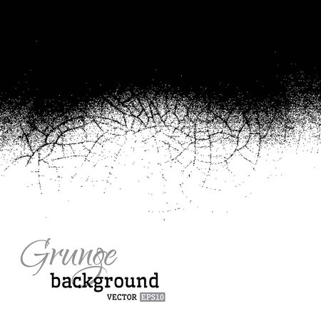 cleft: Abstract grunge background. Vector backdrop for your design or scrapbook.