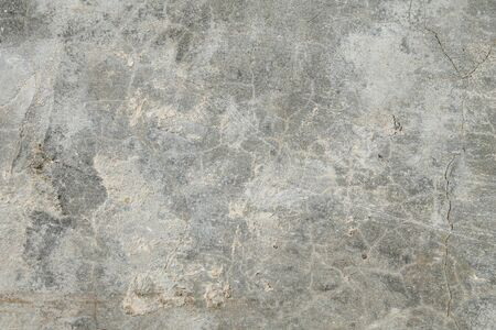 Cracked concrete texture. Faults and cracks on the stone surface. Close-up Stockfoto