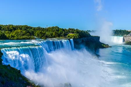 Niagara Falls 스톡 콘텐츠