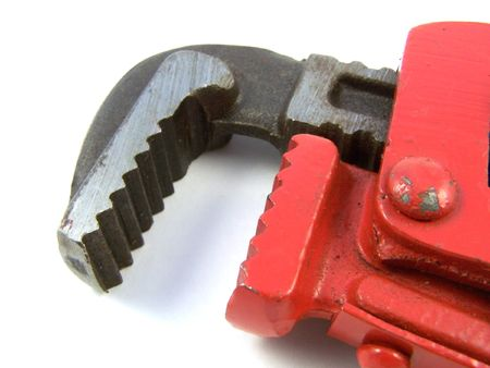 end pipe wrench photo