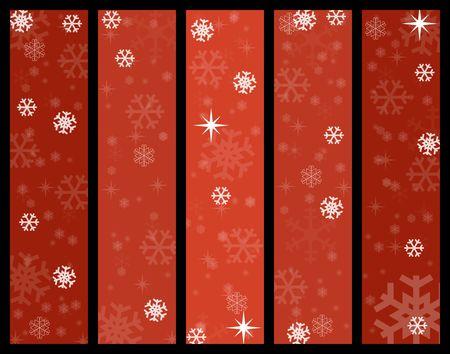 winter background Stock Photo - 5851748