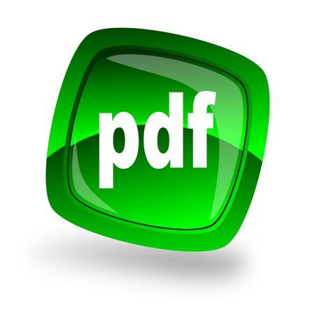 pdf file internet icon photo