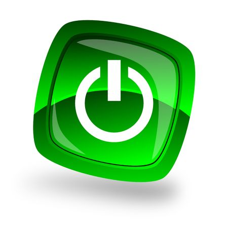 power internet icon Stock Photo - 6402040