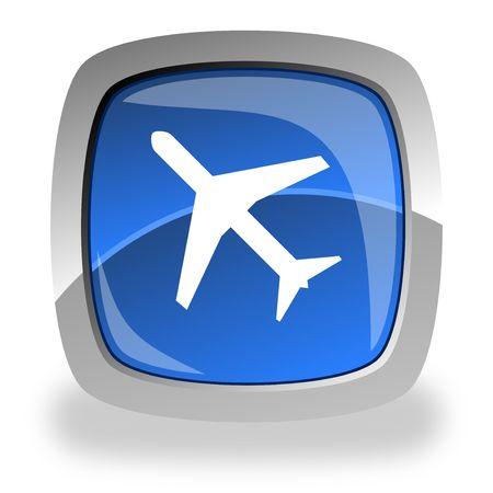 plane button photo