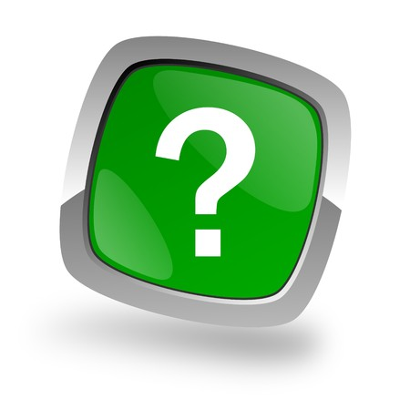 question icon Stock Photo - 7972295