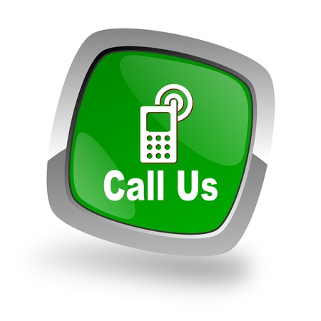 call us phone Stock Photo - 7972328