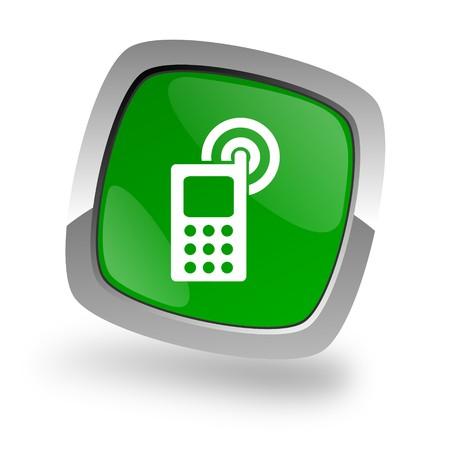 휴대 전화 아이콘