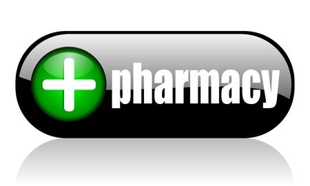 farmacia: banner di farmacia Archivio Fotografico