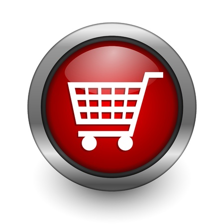 ajouter: icône de panier Shopping
