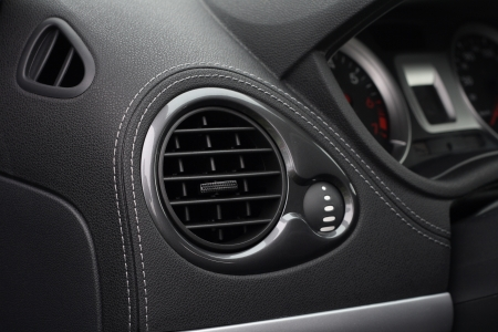 Ventilation: car interior
