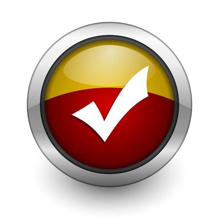 validation icon photo