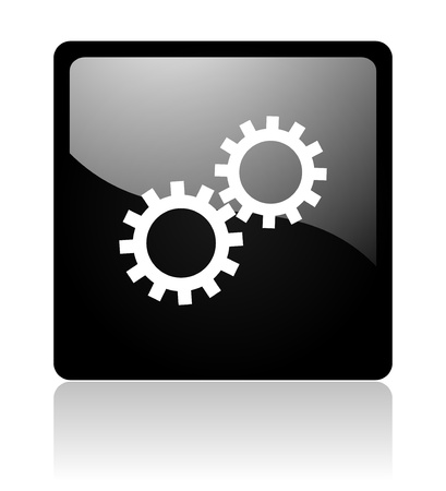 communication tools: gear icon
