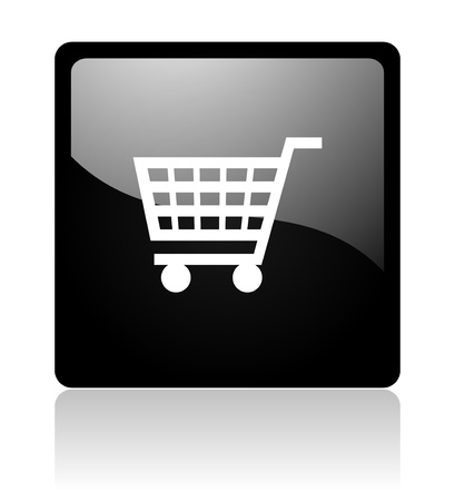 e cart: shopping icon
